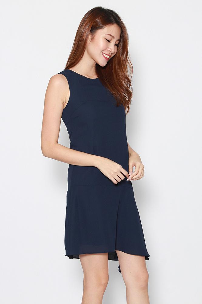 Side Hem Dress