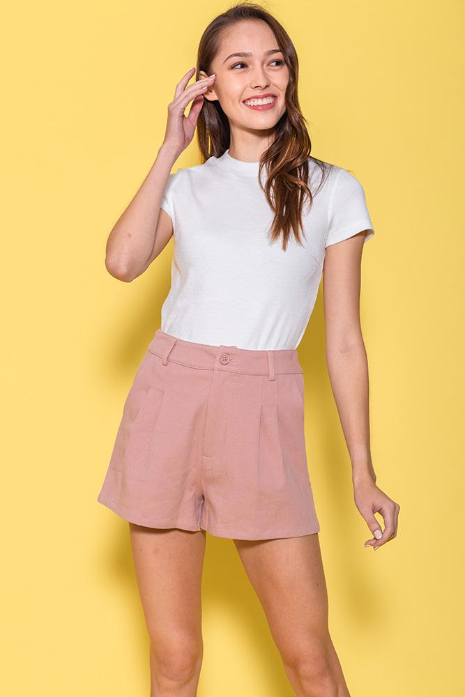 Taylor Shorts (Quartz Pink)