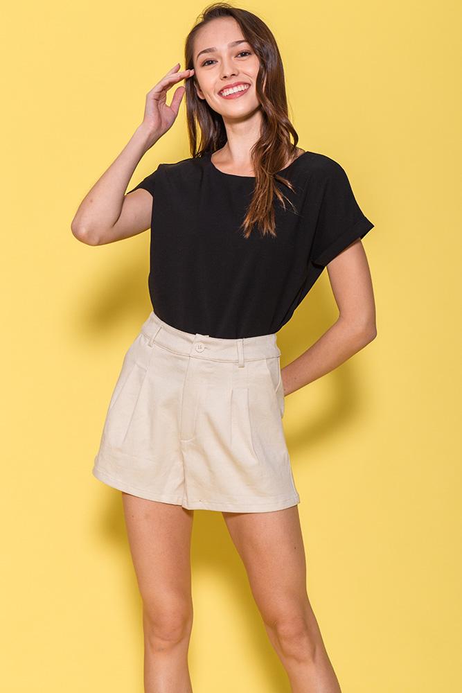 Taylor Shorts (Ivory)