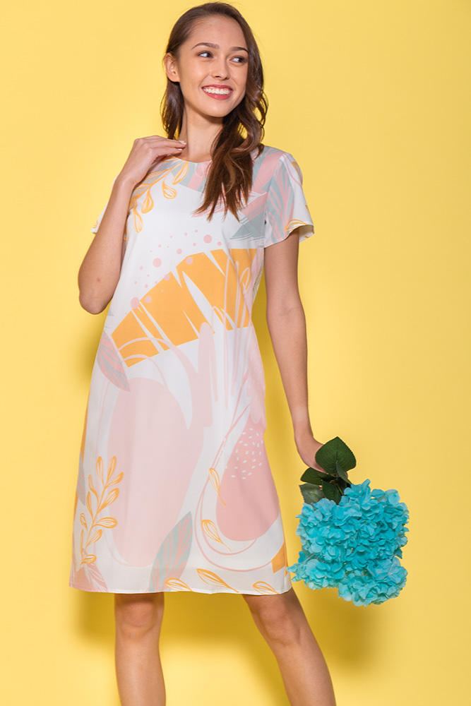 Mystical Garden Dress (Summer Bloom)